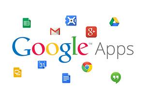 backup google apps data