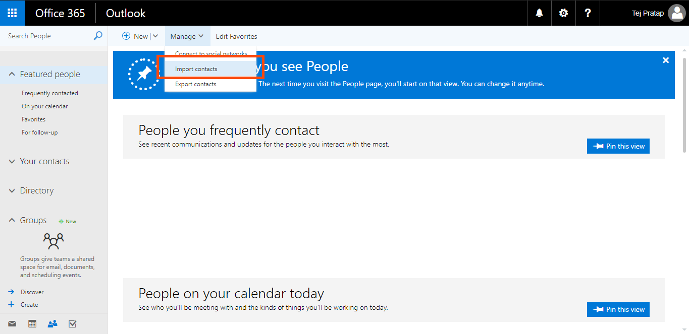 import-contacts-to-office365