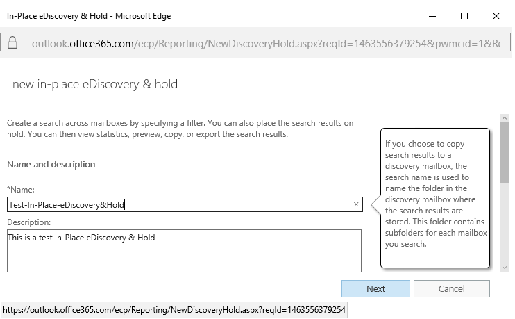 Step 2 to Export Office 365 to PST