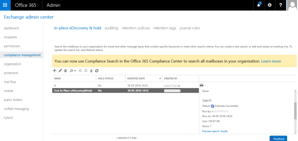 Step 6 to Export Office 365 Mailboxes to PST