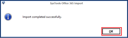 Successfully Done PST to Office 365 Migration