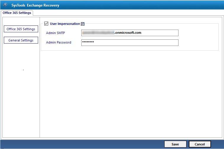 Export Offline Exchange Database to Office 365 Mailboxes