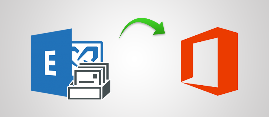 Export Exchange Mailbox to Office 365
