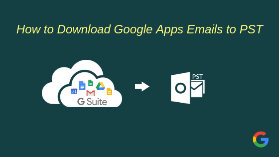 how to download Google Apps mail to Outlook