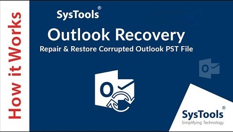 repair damaged outlook pst file