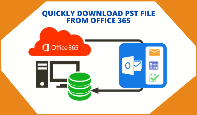 Download PST From Office 365 OWA