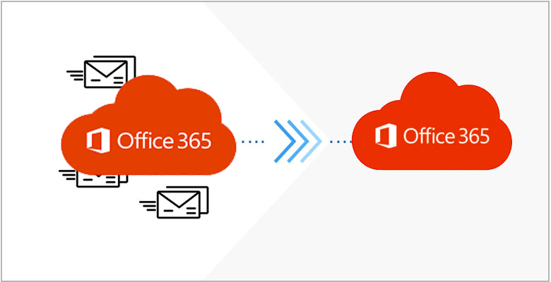 migrate shared mailbox from office 365 to office 365
