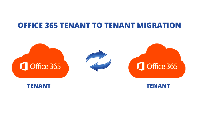 Perform Office 365 Tenant to Tenant Migration